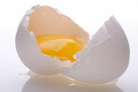 Маски на основе яичного белка