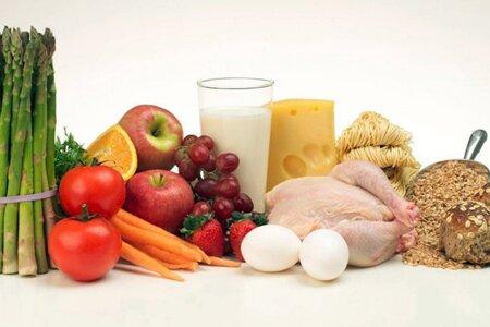 Какие продукты должны составлять основу ежедневного рациона