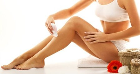 Чем обезболить кожу перед эпиляцией – красота не требует жертв!