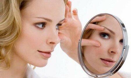 Как уменьшить морщины под глазами