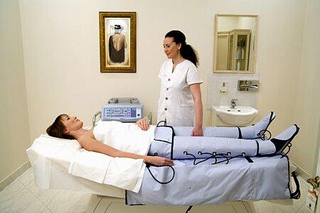 Лимфодренажный массаж: противопоказания к проведению процедуры