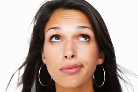 Морщины на лбу: как избавиться от них, не прибегая к радикальным мерам
