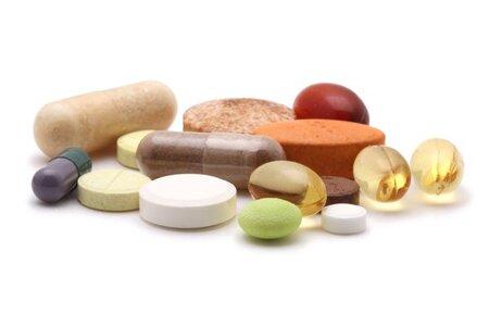 Нехватка витаминов и микроэлементов