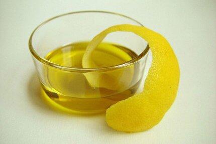Лимонный пилинг по английскому рецепту