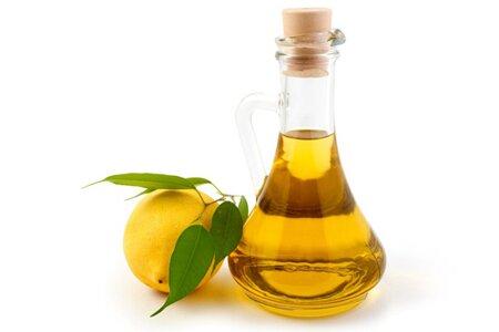 Компресс с лимоном и подсолнечным маслом