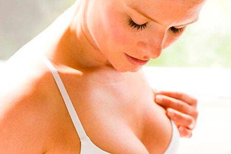 Точечный массаж груди