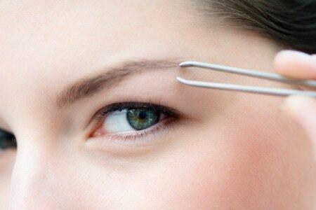 Общие правила, которые следует учитывать при коррекции бровей
