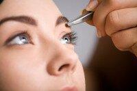 Коррекция бровей: формы по типам лица