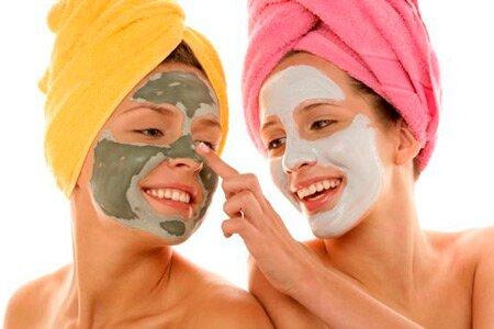Маски против морщин для жирной кожи лица