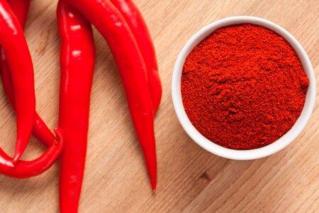 Обертывания с красным перцем