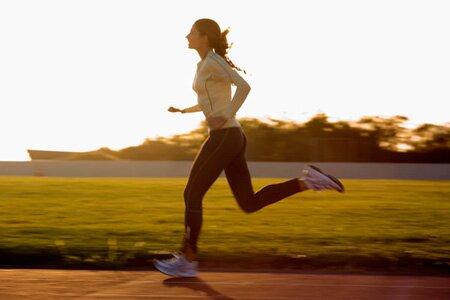 Как сделать утренний бег полезным?