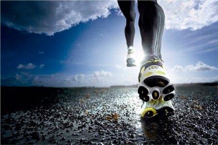 Бег по утрам может быть полезным