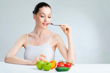 Питание как важная составляющая курса коррекции растяжек