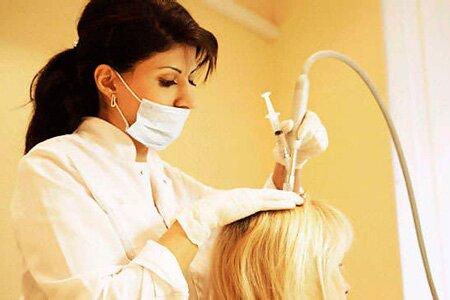 Применение озонотерапии в косметологии