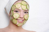 Огуречная маска для лица на разные случаи
