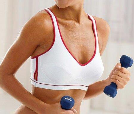 Простые и эффективные упражнения для подтяжки груди