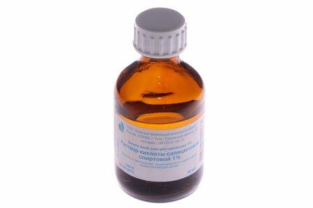 Салициловая кислота от прыщей – простое средство с проверенной эффективностью