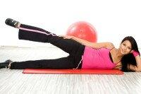 Упражнения для подтяжки бедер: простой и эффективный комплекс
