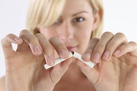 Вред курения для женской красоты