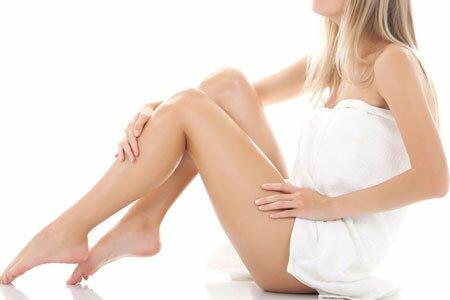 Депиляция ног в домашних условиях – необходимое условие женской привлекательности