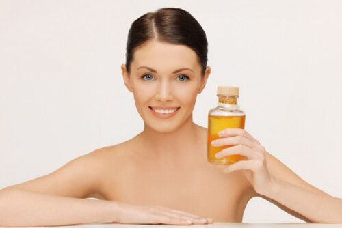 Касторовое масло от морщин на лице
