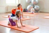 Упражнения при нарушении осанки у детей – важнее, чем кажется