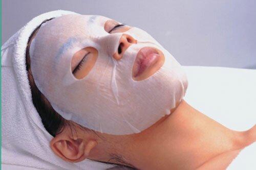 Коллагеновые маски на тканевой основе